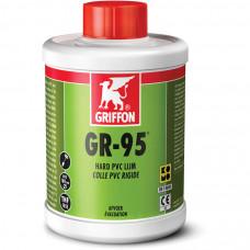 GRIFFON HARD PVC LIJM GR-95 MET KWAST BUS VAN 1000ML