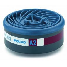 MOLDEX 920001 A2 (8) GASFILTER EASYLOCK
