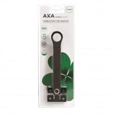 AXAFLEX COMBI RAAMUITZETTER ZWART 26402056E