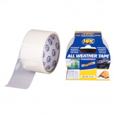 ALL WEATHER TAPE - TRANSPARANT 48MM X 5M