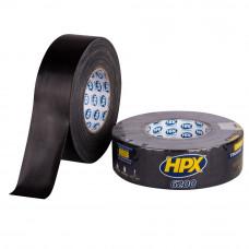 HPX PANTSERTAPE - ZWART 48MM X 50M