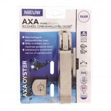 AXA RAAMSLUITING OYSTER RVS BUITENDRAAIND SKG** DIN RECHTS