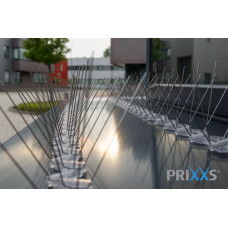 PRIXXS DUIVENPIN RVS 304 LENGTE 33.5CM BREEDTE 145MM